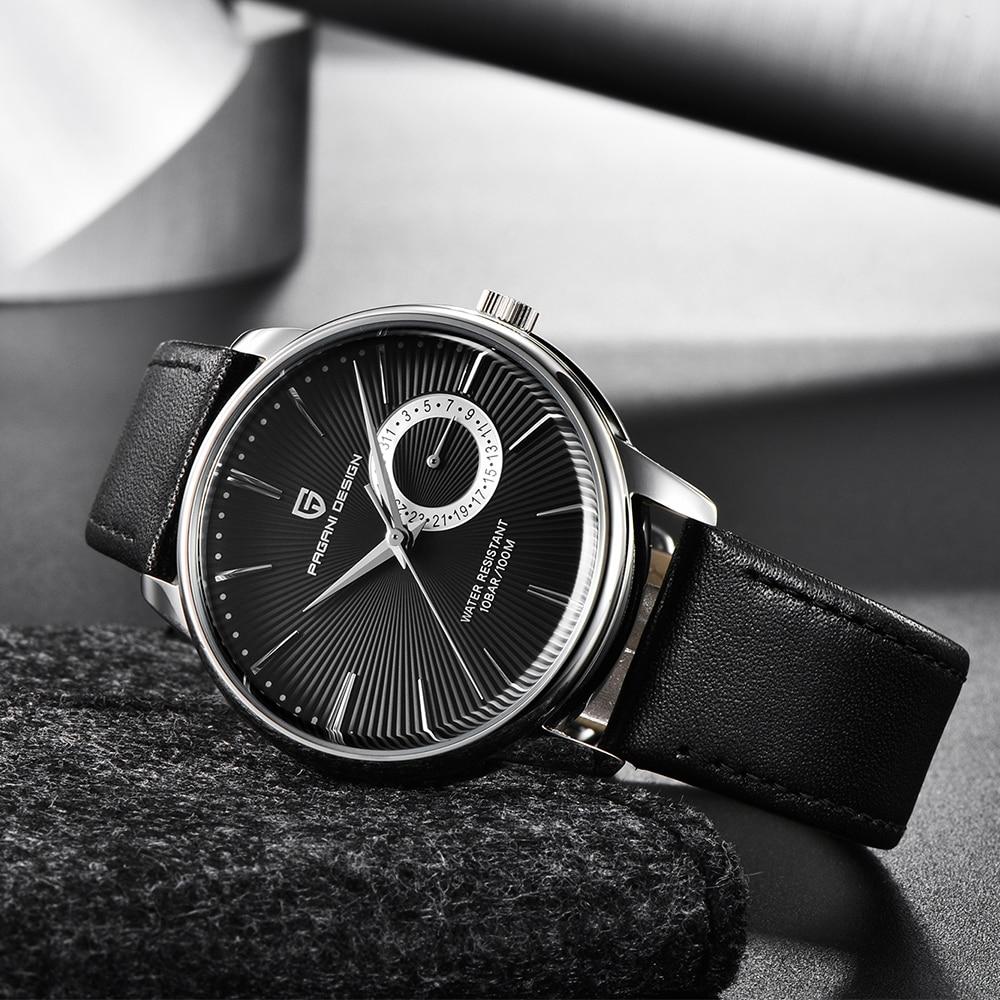 PAGANI DESIGN Brand Fashion Casual Sports Watch Men Military Watch relogio masculino Men Watch Luxury Waterproof Quartz Watch 3