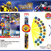 Transformers no box