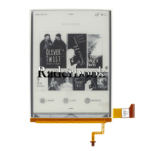 6 inch Lcd Screen display with Backlight For PocketBook 631 Plus Touch HD 2 PB631(2) E-Readers Matrix For PocketBook Touch HD 2