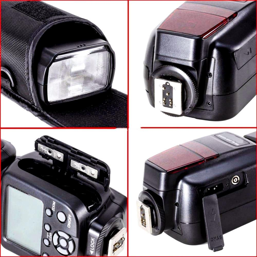 Image 5 - TRIOPO TR 988 Flash Professional Speedlite TTL Camera Flash with 