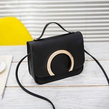купить Women Shoulder Bag Fashion Crossbody Messenger Bags Designer PU Leather Handbag Female bags for women 2019 Bolsa Feminina 94 дешево