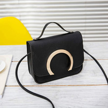 Women Shoulder Bag Fashion Crossbody Messenger Bags Designer PU Leather Handbag Female bags for women 2019 Bolsa Feminina 94 цена