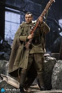 Image 5 - Yaptı 10th yıldönümü İkinci dünya savaşı USSR savaşı Stalingrad 1942 Vasily Zaytsev 1/6 şekil R80139A