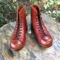 Homens primavera outono botas de neve goodyear-welted motocicleta chelsea botas masculinas trabalhar sapatos de couro genuíno