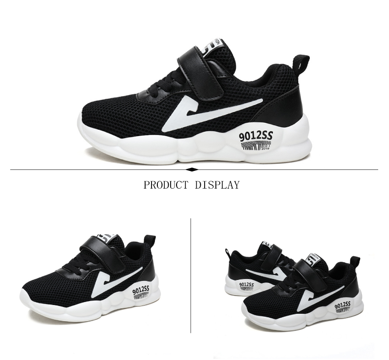 PINSEN Kids Shoes Boys Casual Children Sneakers For Boys Leather Fashion Sport Kids Sneakers 2019 Spring Autumn Children Shoes (8)