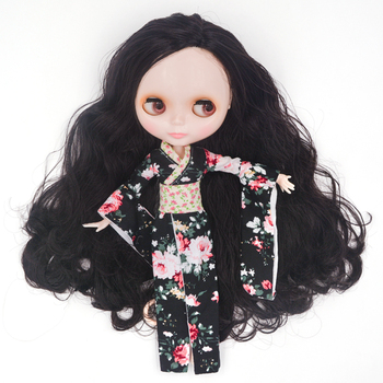 Neo muñeca Blyth NBL, cara brillante personalizada, muñeca articulada de bola BJD 1/6, muñeca Ob24 Blyth para niña, juguetes para niños F