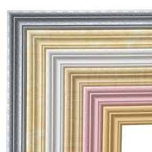 Self-adhesive Strip Wall Decoration Foam Frame Strip with Adhesive Waist Line Wallpaper