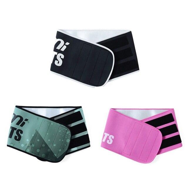 Women-Waist Cincher Trimmer-Sweat Crazier Slimming Body Shaper Belt-Sport Girdle Silver Ion Belt For Weight Loss 5