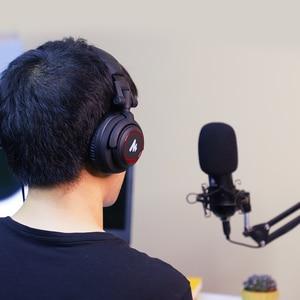 Image 5 - Professionale Studio Monitor Cuffie Over Ear con 50 millimetri Driver MAONO AU MH501