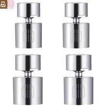 Original Youpin DABAI cuisine robinet aérateur eau diffuseur barboteur économie deau filtre tête buse robinet connecteur Double Mode