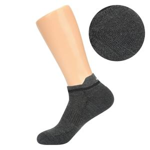 Image 3 - YUEDGE Brand Men Women 5 Pairs Black Wicking Cushion Cotton Breathable Casual Cycling Running No Show Low Cut Ankle Socks