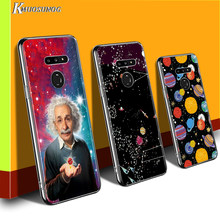 Einstein wie smart für LG W20 W10 V50S V50 V40 V30 K50S K40S K30 K20 Q60 Q8 Q7 Q6 G8 g7 G6 ThinQ Telefon Fall(China)