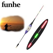 Fishing Float Night Light Luminous Nano Boya Shallow Water Led Flotador Carp Tackles 1.5g