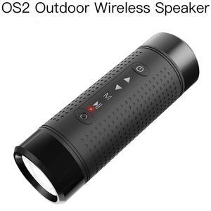 JAKCOM OS2 Outdoor Wireless Speaker For men women fiio m3k power bank cute audiophile radio mobile battery google nest(China)