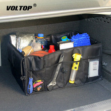 Car Organizer Trunk Storage Bag Non-Woven Fabrics Stowing Tidying Bag Organizer Storage Box Container car trunk storage bag trunk organizer box toy food pocket container protector vehicle stowing tidying auto accessories