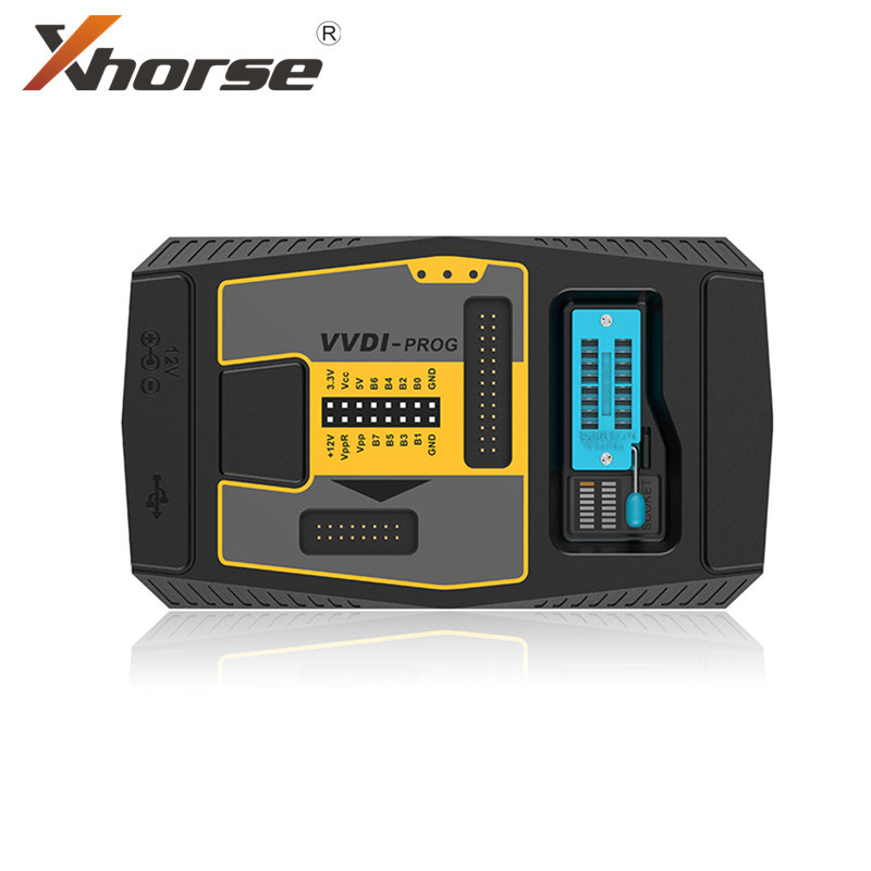 Genuine Xhorse V4.9.3 VVDI PROG Auto Programmer Diangnostic Tool support Update Online Can Send from US UK RU(China)