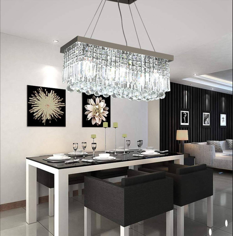 Modern K9 Crystal Chandeliers Lighting