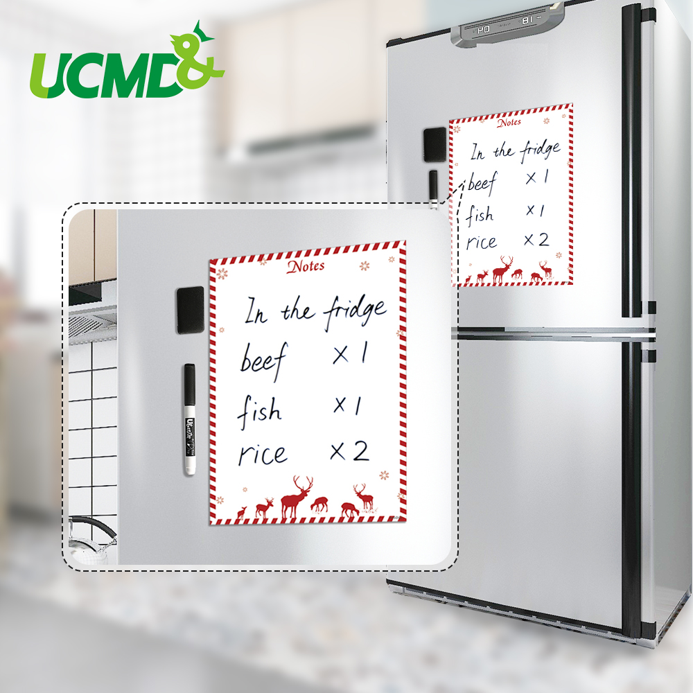 A4 Fridge Magnet Sticker Magnetic Weekly Plan Whiteboard Family Office Memo Message Reminder To Do List Drawing Recording Board