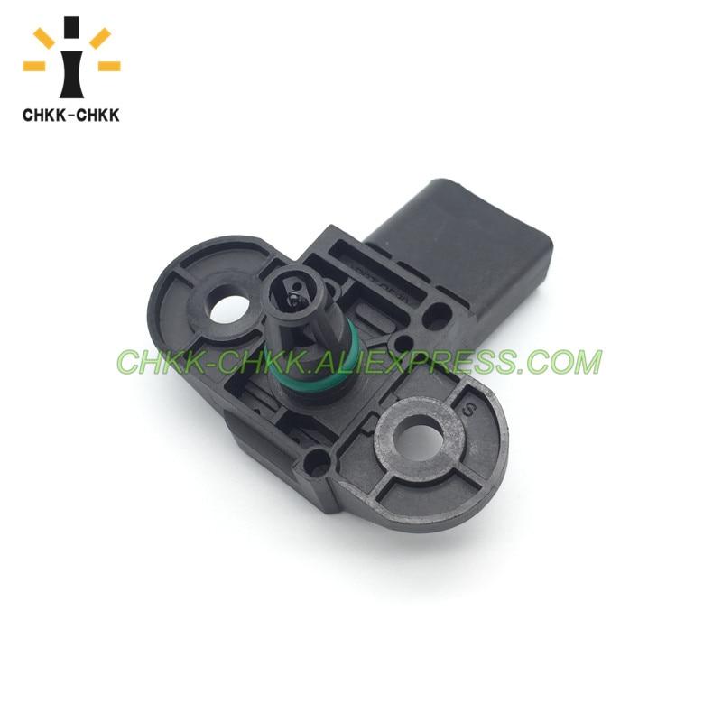 CHKK-CHKK Peta Sensor Tekanan 03C906051 03C906051F 03C906051E untuk VW Jetta Golf Beetle Passat Tiguan Audi A3 A4 A6 A8