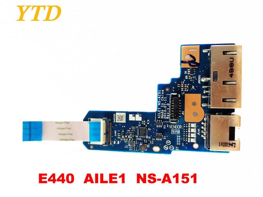 Original for Lenovo E440 board E440  AILE1  NS-A151 tested good free shipping