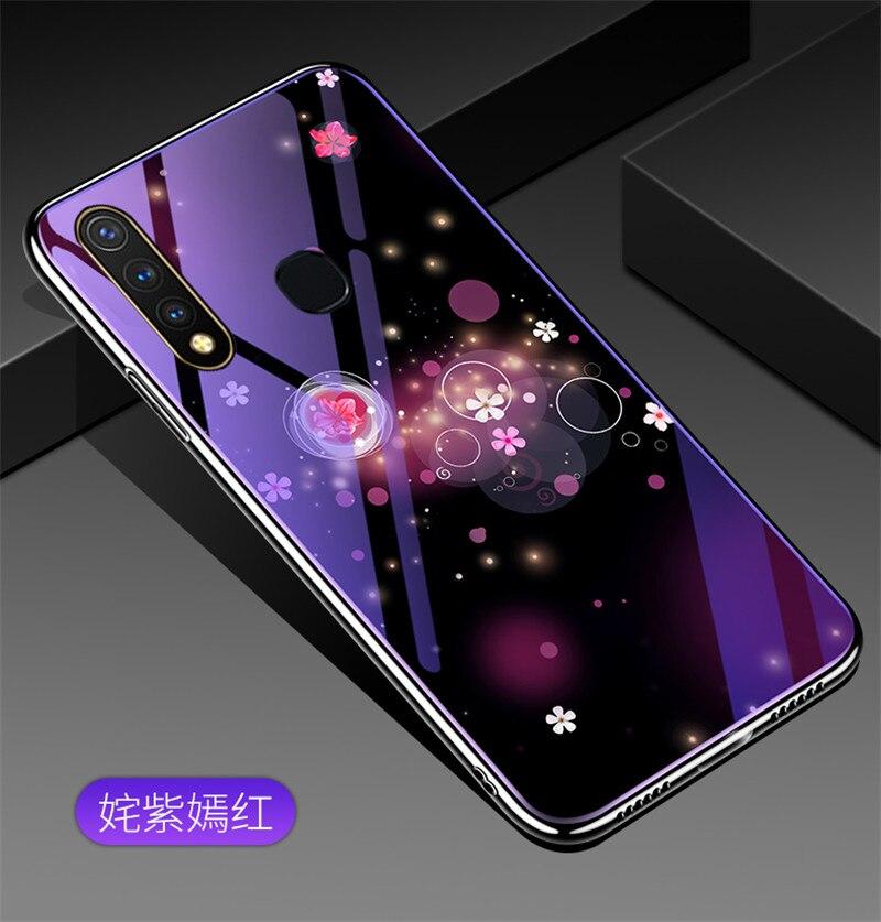 苹果x紫光玻璃壳_14