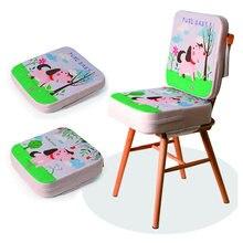 Портативное разборное регулируемое кресло для детей
