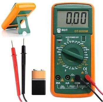 Multímetro digital, Amperimetro 20A, Amperios Profesional