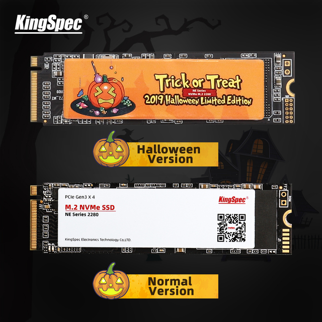 KingSpec SSD M2 nvme 120gb 240gb 500gb M2 SSD 1TB 2TB pcie NVMe 2280 PCIE SSD