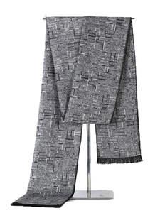 Cashmere Scarf Tassel Warm Winter High-Quality Casual Fashion-Design Neckercheif Streetwear