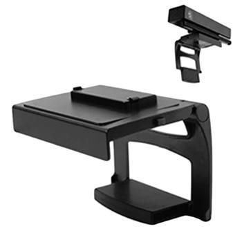 цена на TV Clip Mount Stand Holder Bracket For Microsoft For Xbox ONE For Kinect Sensor Wholesale