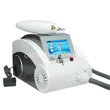 Q-switch лазер для удаления татуировок 1064 нм/532 нм Nd Yag лазер углеродный пилинг косметическая машина