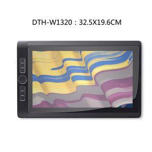 Матовая защитная пленка для экрана, прозрачный экран с защитой против царапин, Защитная пленка для графического планшета WACOM Cintiq