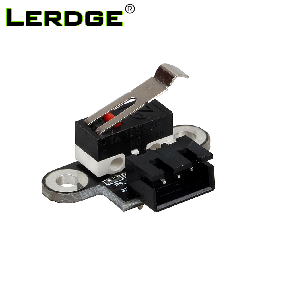 LERDGE 3D Printer Kits Endstop Mechanical Limit Switch Module Endstop Switch Horizontal Type For RAMPS 1.4 RepRap DIY Parts