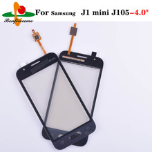 10Pcs\lot TouchScreen For Samsung Galaxy Grand J1 Mini J105 SM-J105Y J105H Touch Screen Digitizer Sensor Touch Glass Lens Panel tpu pattern case for samsung galaxy j1 mini cover j105 j105h silicon phone case for samsung j1 mini j1 nxt duos phone bags shell