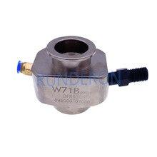 Дизельное обслуживание цеха CRI G3 Common Rail инжекторы зажимной фиксатор для Denso держатель W71B D720 095000 07050 испытательный стенд