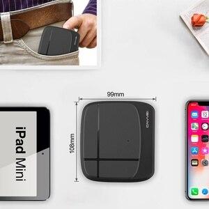 Image 4 - CAIWEI H6W מיני Smartphone מקרן DLP 1080P נייד WIFI סוללה מקרן 3D קולנוע מראה יצוק אלחוטי מולטימדיה מקרן