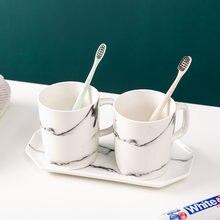Высококачественные мраморные керамические аксессуары для ванной