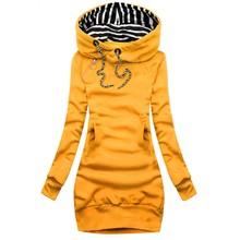 40 # kobiety solidne kurtki płaszcz kieszonkowy pasek z golfem z kapturem z długim rękawem topowy sweter sznurkiem kieszeń eleganckie koszulki w stylu Harajuku tanie tanio CN (pochodzenie) Zima REGULAR Luźne Osób w wieku 18-35 lat Skręcić w dół kołnierz Swetry Na co dzień Pełna STANDARD