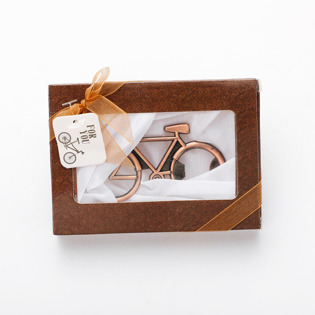Wedding Gifts for Guests Personalized Bicycle Bottle Opener Bridesmaid Gift Party Favors Present Valentines Day Gift Souvenirs