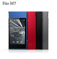 FiiO M7 with 32GB TF Card High Resolution Lossless music Player Bluetooth4.2 aptX HD LDAC Touch Screen MP3 with FM Radio Support