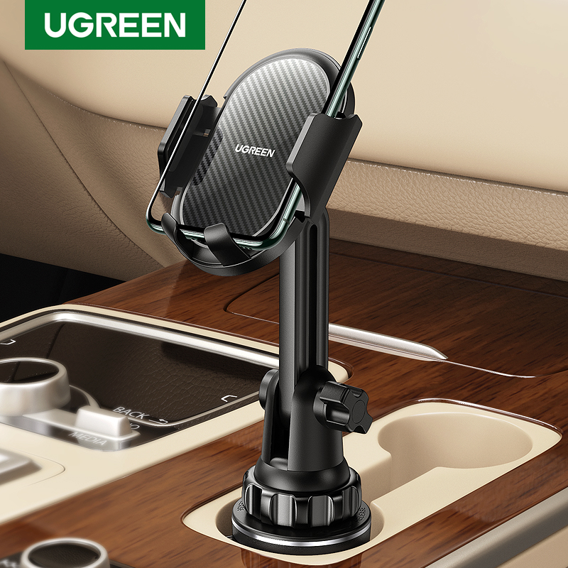 UGREEN Car Cup Phone Holder for Mobile Phone Stand in Car Phone Holder Stand for Phone Mobile Phone Accessories Phone Holder