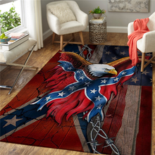 Large Rug Carpet Floor-Rug Eagle Non-Slip Bedroom Home-Decoration Living Flannel Print
