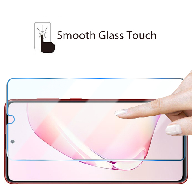 4in1 Tempered Glass for Samsung Galaxy A51 A52 A42 A32 5G Camera Screen Protector for Samsung A71 A72 A12 A21S A31 A41 A11 Glass 4