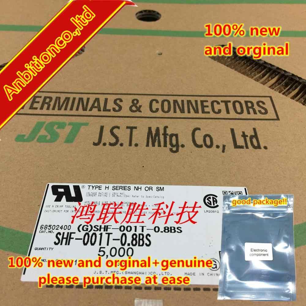 10-100 piezas 100% nuevo y original carcasa de conector Rectangular SHF-001T-0.8BS en stock