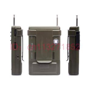 Image 3 - TECSUN R 818 FM/MW/SW רדיו כפול המרה העולם בנד רדיו מקלט עם Built רמקול אינטרנט רדיו Portatil