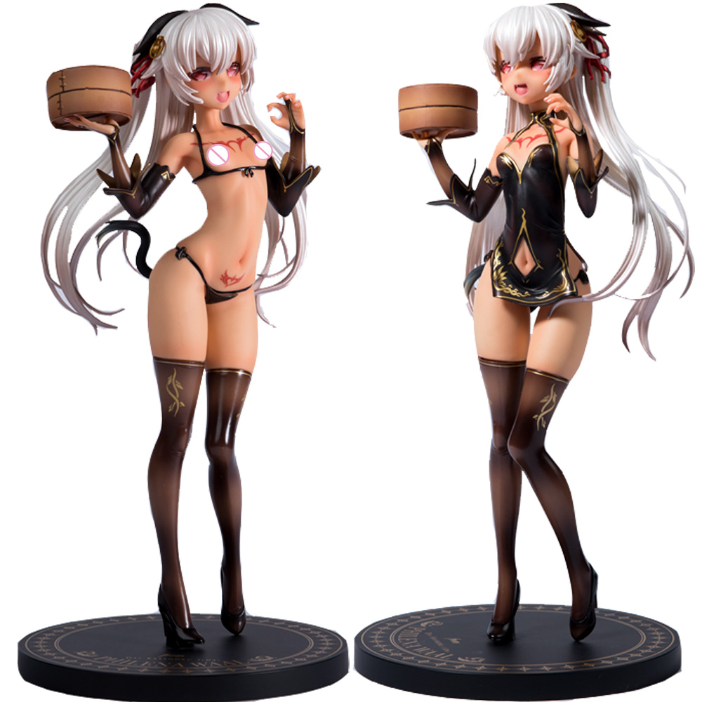 26cm AMAKUNI Philena Waal Sexy Girl PVC Action Figure Toy Hobby Japan Anime Adult Soft Action Figure Collectible Model Doll Gift