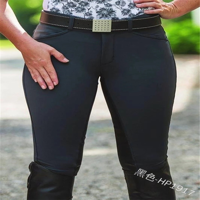 """Designed For Comfort """" Perfect Fit """" - Womens Equestrian Racing Pants   3"""