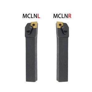 Image 4 - 1 Pc MCLNR2020 Mclnr 1616 MCLNR2525 Externe Triangul Draaien Gereedschaphouder Cnmg Hardmetalen Wisselplaten Draaibank Snijgereedschap Set