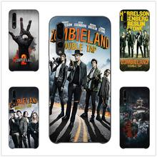 Zombieland 2 Double Tap New Fashion Black phone case For Sotf Silicone TPU huawei p20 p30 Lite p10 p9 p8 series aesthetic Coque