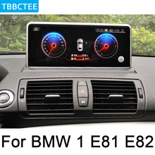 For BMW 1 E81 E82 2005~2012 Android Car Multimedia radio Video Player auto Stereo GPS MAP Media Navi Navigation HD Screen